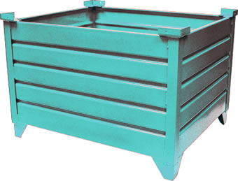 Superbe CORRUGATED STEEL CONTAINERS