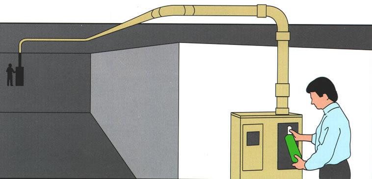 Air Conveyor Air Lift Conveyor Systems Air Tube Systems