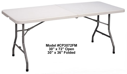 Charmant Folding Tables