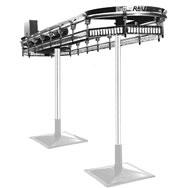 Checkroom Systems Electric Garment Storage Conveyor