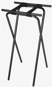 Beau Deluxe Steel Tall Tray Stands