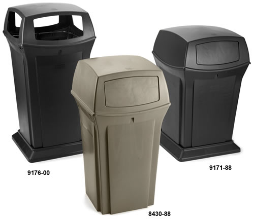 ranger container - Rubbermaid Trash Cans