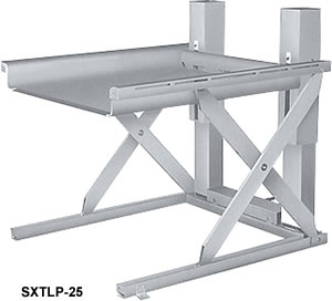 Floor Height Stainless Steel Lift Table Lift Tables