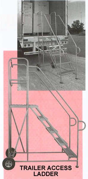 Trailer Access Ladder