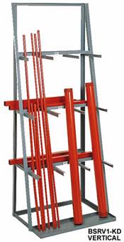 vertical bar storage racks  sc 1 st  Gilmore-Kramer Company & Stackable Racks Stacking Racks Storage Racks Warehouse Racks U-Racks